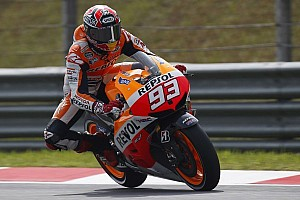 MotoGP Qualifying report Marquez seals stunning fourth consecutive pole in Sepang