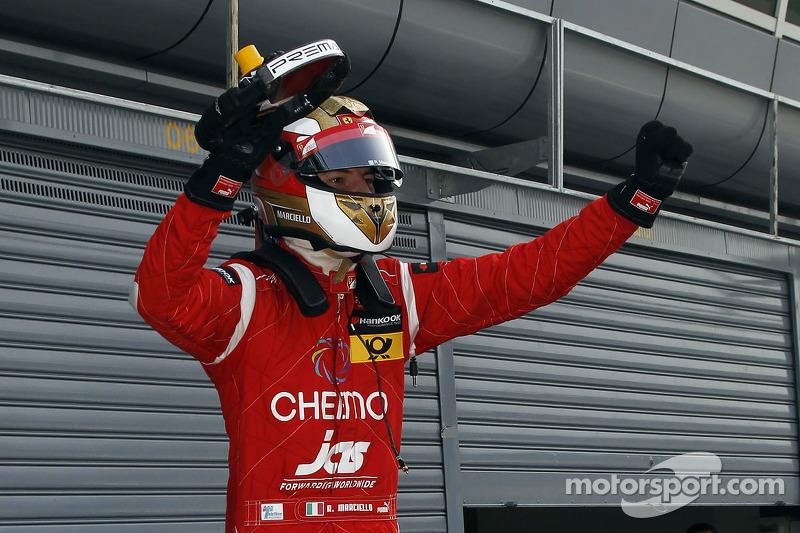 Marciello wins race 1 but Rosenqvist stars at Vallelunga
