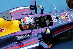 Formula 1 Race report Vettel again, Alonso still alive