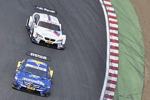 DTM Race report Lack of pace leaves Paffett ninth in the DTM finale at Hockenheim