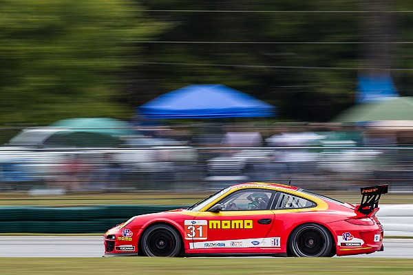 ALMS MOMO NGT Motorsport finishes third in ALMS GTC Class Team Championship at Petit Le Mans