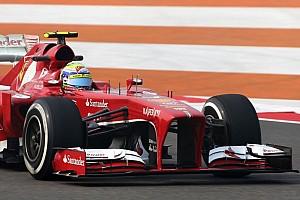 Formula 1 Breaking news Massa went against advised Ferrari strategy