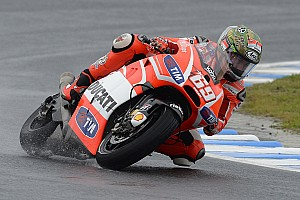 MotoGP Race report 9th and 10th for Hayden and Dovizioso at Motegi