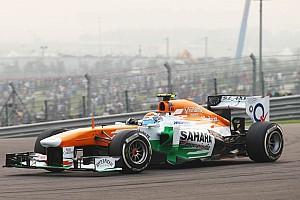 Formula 1 Preview Sahara Force India gets ready for Abu Dhabi GP