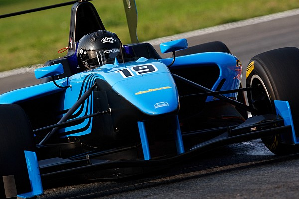 Robert Cregan to drive for Trident at Abu Dhabi