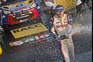 WRC Race report Kubica wrap up the WRC2 title with a podium finish at Rally de España