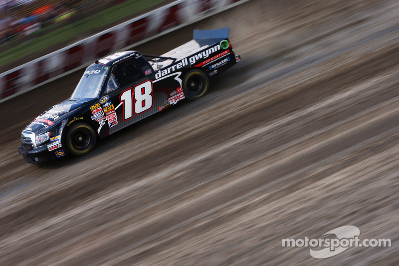 Joey Coulter is hoping to make it three in a row at Phoenix