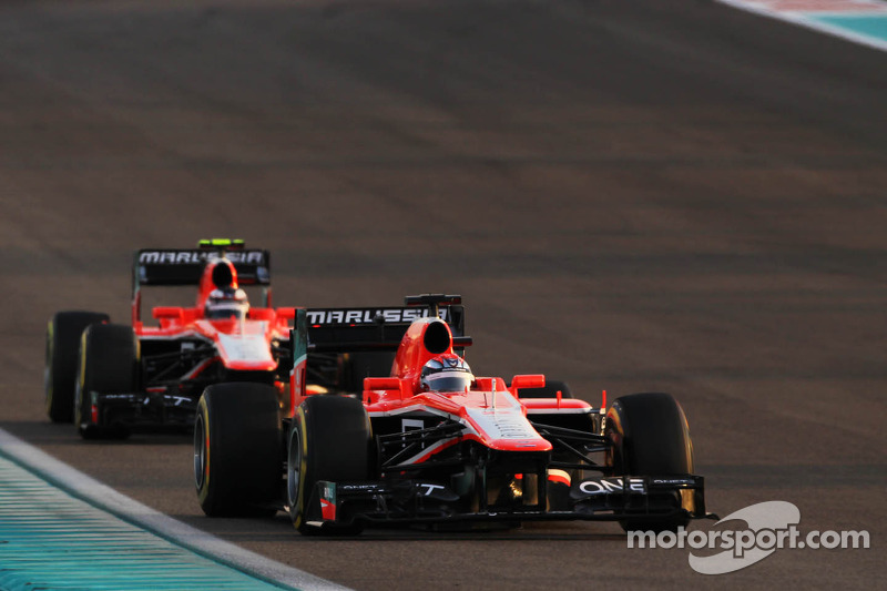 Record-breaker Chilton 'likely' to stay at Marussia