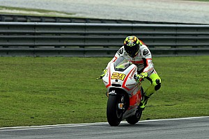 MotoGP Practice report Final round in Valencia begins for Iannone