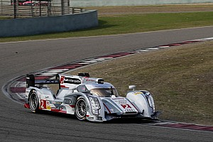WEC Race report 6th WEC victory of the season for Audi and Drivers' World Championship title at Shanghai