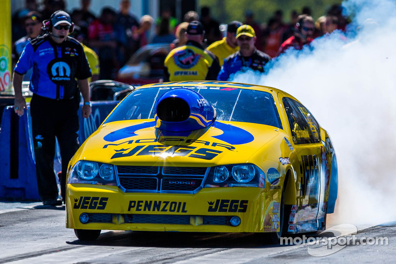 Jeg Coughlin wins fifth NHRA Pro Stock world championship