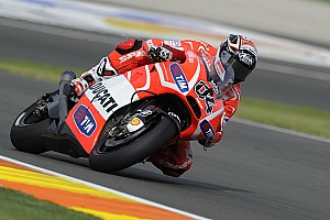 MotoGP Testing report Ducati Team kicks off Valencia test as work begins for the 2014 season