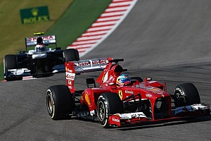 Formula 1 Breaking news Alonso doubts Ferrari can be second best in 2013