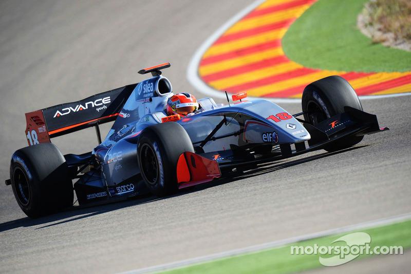 Top ten effort for Fantin, Good debut for Van Buuren at Motorland Aragon