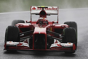 Formula 1 Qualifying report Ferrari is top ten on qualifying for the Brazilian GP