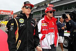 Formula 1 Analysis Massa tips awkward Raikkonen pairing for Alonso