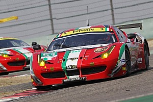 WEC Race report Ferrari celebrate in Bahrain two World Endurance Cup victories