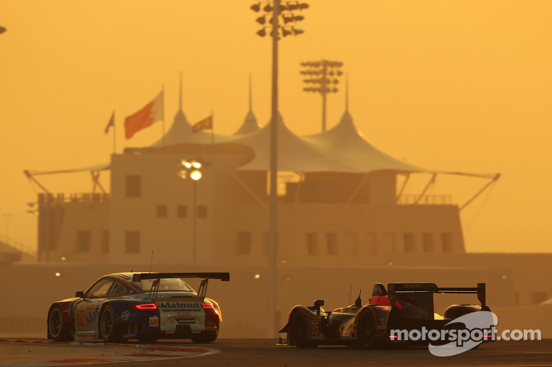 Nissan's winning season closes with victory in Bahrain
