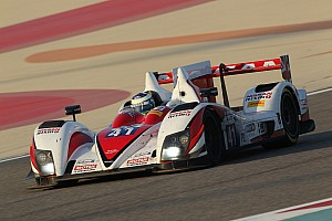 WEC Race report Podium place for Greaves Motorsport at 6 Hours of Bahrain
