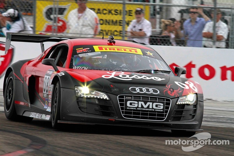 GMG ready for 25-hour challenge at Thunderhill