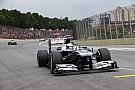 Lotus needs Maldonado's 'financial support' - boss
