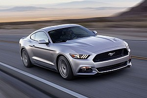 Automotive Breaking news Ford unveils new Mustang; Forces join festivities