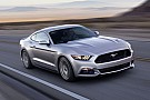 Ford unveils new Mustang; Forces join festivities