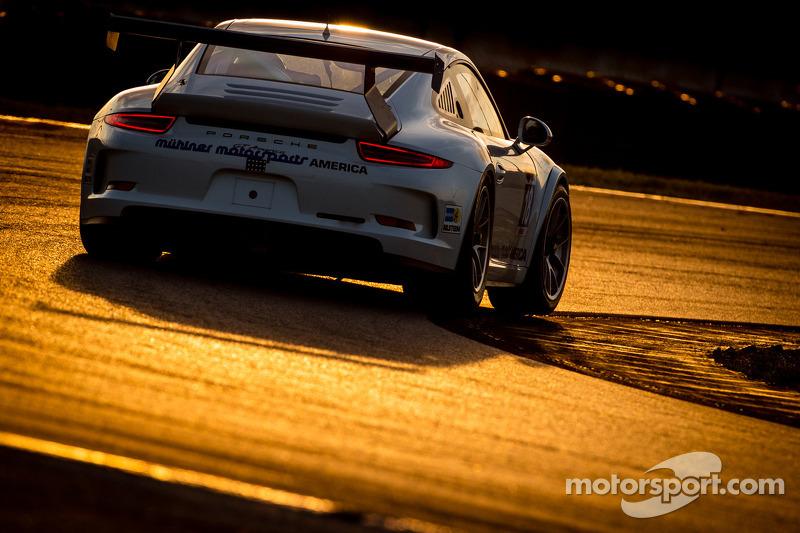 GB Autosport earns full-season IMSA TUDOR Championship entry