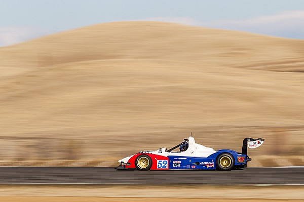 Pole position and strong race pace for Wolf in the Thunderhill 25H