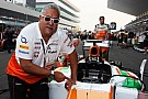 Force India to announce Hulkenberg's teammate