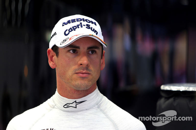 Sutil, di Resta moving on after Force India axe