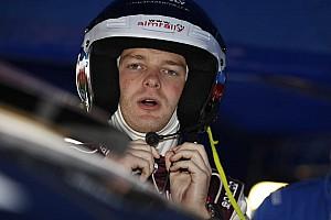 WRC Breaking news Elfyn Evans joins M-Sport for 2014