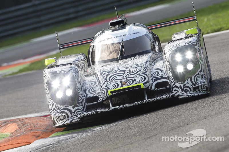 New Porsche LMP1 named the 919 Hybrid