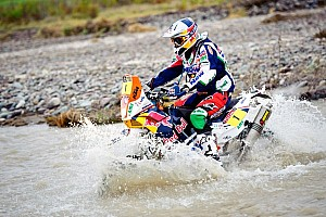 Dakar Special feature Red Bull KTM Racing's Dakar Rally Team build-up - video