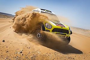 Dakar Preview X-Raid and their Minis are the ones to beat