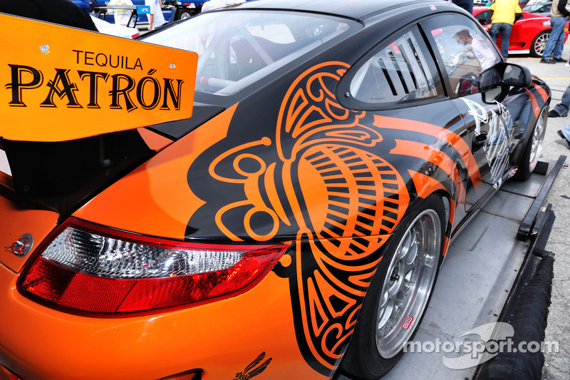 Tequila Patrón becomes entitlement partner of North American Endurance Cup