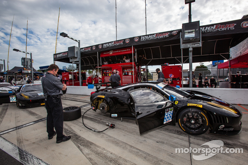 Level 5 completes successful test at Daytona