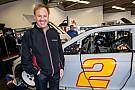 Rain thwarts plan for Wallace to drive Keselowski's car