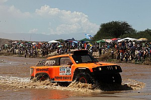 Dakar Stage report SPEED Energy Racing: Stage 6 - Tucuman to Salta