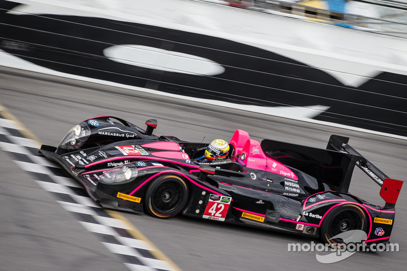 OAK Racing confirms a first-class driver line-up for the Daytona 24 Hours