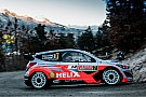 Hyundai's Neuville and Sordo both out of Rallye Monte Carlo