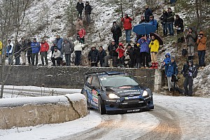 WRC Stage report M-Sport: Midday quotes on day 3 at Rallye Monte-Carlo