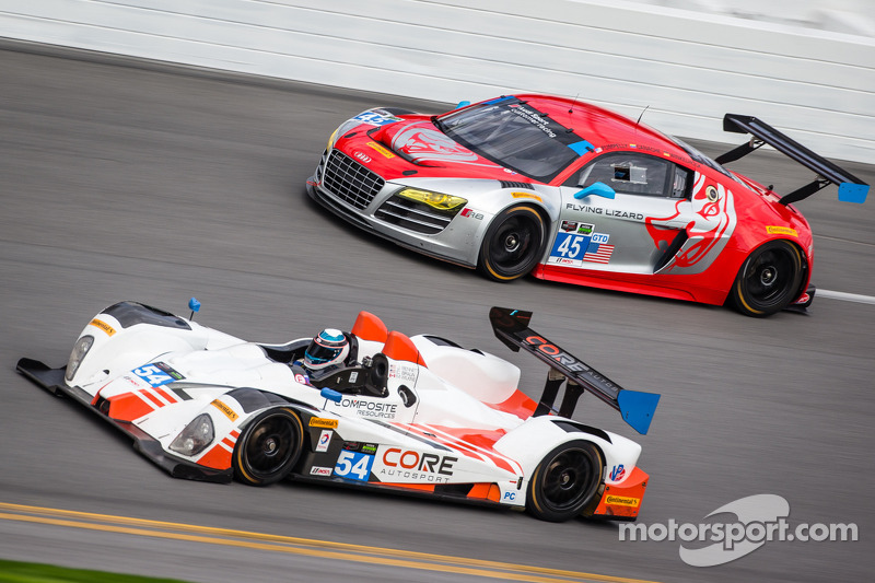 CORE ready for first Rolex 24 at Daytona