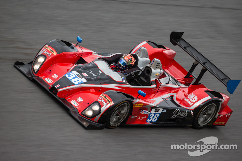 Performance Tech qualifies 4th for Rolex 24