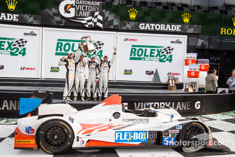First-ever PC win at legendary Daytona race goes to Rock Hill squad