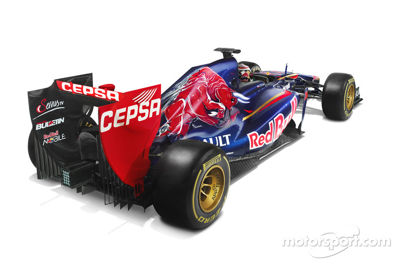 NOVA Chemicals and Scuderia Toro Rosso sign long-term agreement