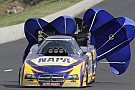 Fiery qualifying run earns NAPA's Capps No. 3 spot at Pomona
