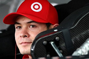 NASCAR Cup Commentary Kyle Larson - the rising star