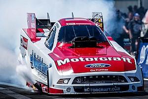 NHRA Race report Tasca drops semifinal at Pomona