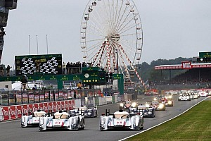 Le Mans Breaking news The 56 entries invited to the 2014 Le Mans 24 Hours